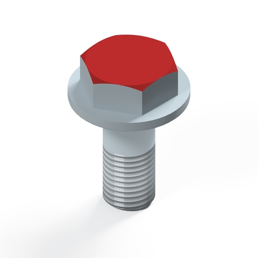 Cone screw B 7cm