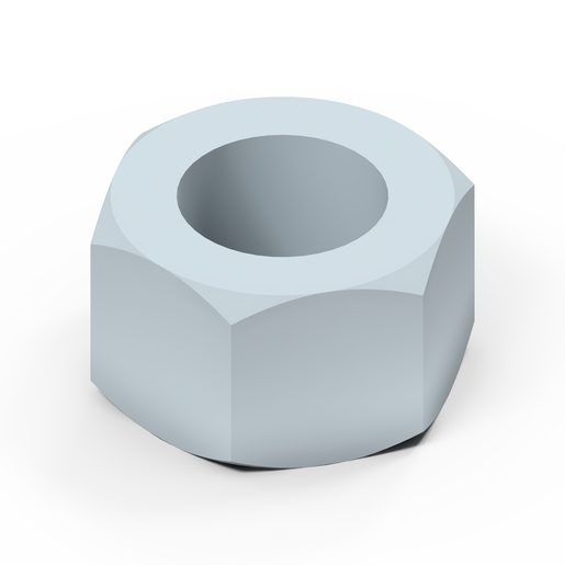 Coil nut 3/4