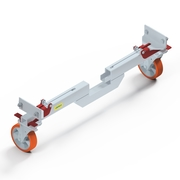 Extension for shifting trolley DF
