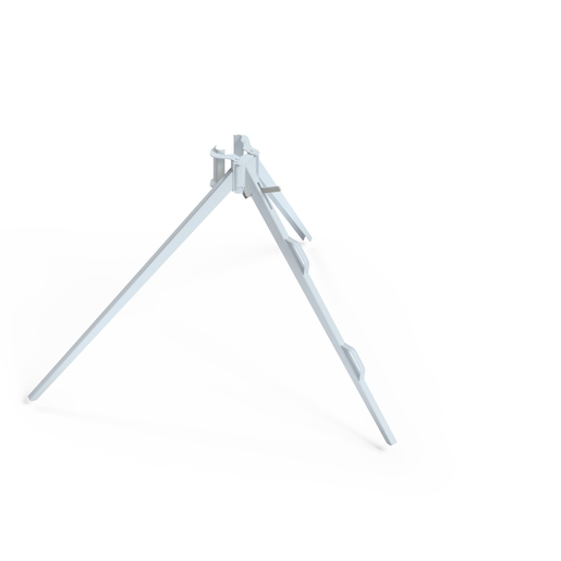 Removable folding tripod 1.20m