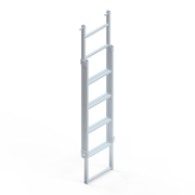 Xsafe plus telescopische ladder