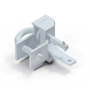 Frami foundation clamp