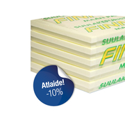 FINNFOAM XPS FL300/100 585 x 1235 mm