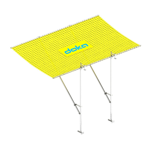 Safety net Assembly 3.10x4.00m - (1.5m)